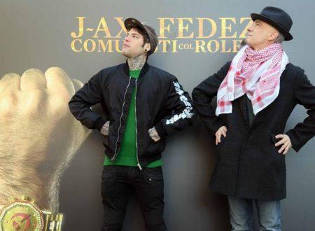 FEDEZ e J-AX – rap italiano – Comunisti col rolex