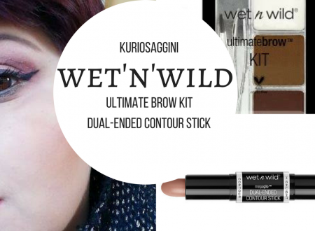 WETNWILD – BROW KIT E CONTOUR STICK