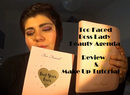 BOSS LADY BEAUTY AGENDA di TOO FACED