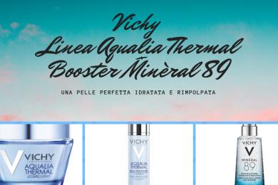 VICHY AQUALIA THERMAL + Booster Minèral 89